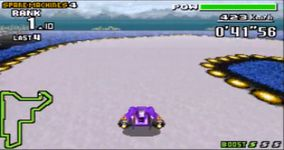 F-Zero Maximum Velocity sur Nintendo Game Boy Advance