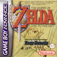 Photo de la boite de The Legend of Zelda - A Link to the Past