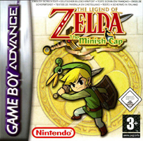 Photo de la boite de The Legend of Zelda - The Minish Cap