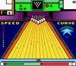une photo d'écran de 10 Pin Bowling sur Nintendo Game Boy Color