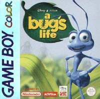 Photo de la boite de A Bug s Life