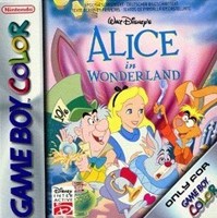 Photo de la boite de Alice in Wonderland