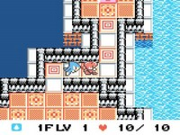 une photo d'écran de Azure Dreams sur Nintendo Game Boy Color