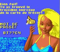 Barbie - Chasse au Tresor Sous-Marine sur Nintendo Game Boy Color