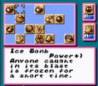 une photo d'écran de Bomberman Quest sur Nintendo Game Boy Color
