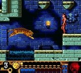 une photo d'écran de Fort Boyard sur Nintendo Game Boy Color
