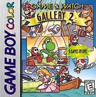 Photo de la boite de Game and Watch Gallery 2