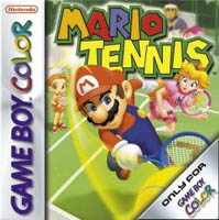 Photo de la boite de Mario Tennis (Game Boy)