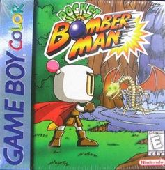 Photo de la boite de Pocket Bomberman