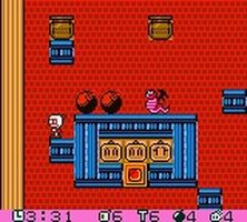Pocket Bomberman sur Nintendo Game Boy Color