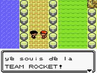 Pokemon Or sur Nintendo Game Boy Color