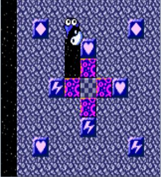 une photo d'écran de Puzzled sur Nintendo Game Boy Color