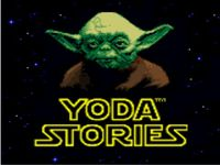 Star Wars - Yoda Stories, capture décran