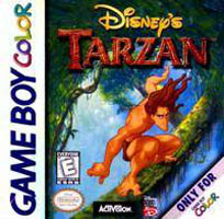 Photo de la boite de Tarzan