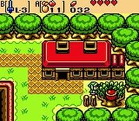 The Legend of Zelda - Oracle of Seasons sur Nintendo Game Boy Color