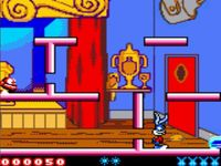 Tiny Toon Adventures - Buster Saves the Day sur Nintendo Game Boy Color