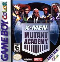 Photo de la boite de X-Men - Mutant Academy