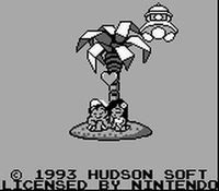 Adventure Island 2 - Aliens in Paradise, capture décran