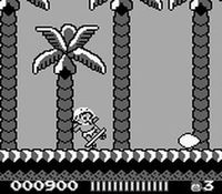 Adventure Island sur Nintendo Game Boy
