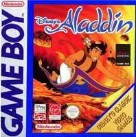 Photo de la boite de Aladdin
