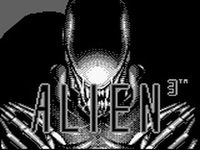 Alien 3, capture d'écran