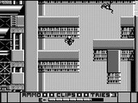 Alien 3 sur Nintendo Game Boy
