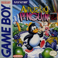 Photo de la boite de Amazing Penguin