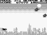 Batman sur Nintendo Game Boy