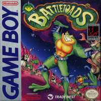 Photo de la boite de Battletoads