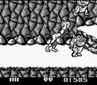 Battletoads, capture décran