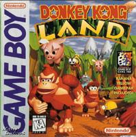 Photo de la boite de Donkey Kong Land