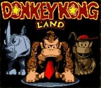 Donkey Kong Land, capture d'écran