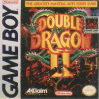 Photo de la boite de Double Dragon 2