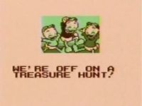 une photo d'écran de Duck Tales 2 sur Nintendo Game Boy