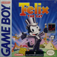 Photo de la boite de Felix the Cat