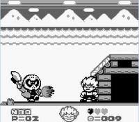 Kid Dracula sur Nintendo Game Boy