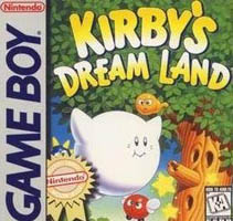 Photo de la boite de Kirby s Dream Land