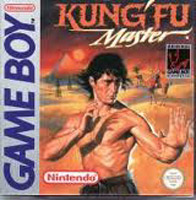 Photo de la boite de Kung Fu Master