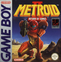 Photo de la boite de Metroid II - Return of Samus