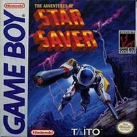 Photo de la boite de The Adventures of Star Saver