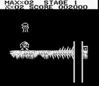 The Adventures of Star Saver sur Nintendo Game Boy