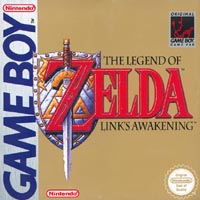 Photo de la boite de The Legend of Zelda - Link s Awakening