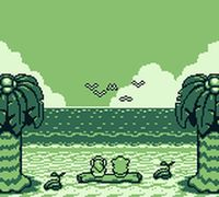 une photo d'écran de The Legend of Zelda - Link s Awakening sur Nintendo Game Boy
