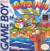 Photo de la boite de Wario Land