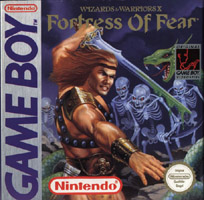 Photo de la boite de Wizards and Warriors X - Fortress of Fear