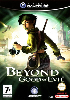 Photo de la boite de Beyond Good and Evil