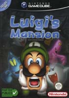 Photo de la boite de Luigi s Mansion