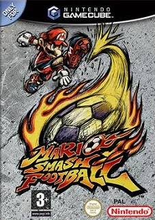 Photo de la boite de Mario Smash Football