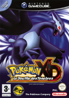 Photo de la boite de Pokemon XD