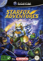 Photo de la boite de Starfox Adventures